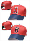 NEW Los Angeles Angels Cap Hat of Anaheim Embroidered LA Adjustable Curved Men on Ebay