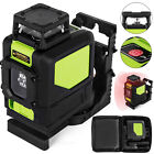 500m Self-Leveling Rotary Grade Laser Level W tripod and 16