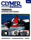 Yamaha Outboard Repair Manual 6 - 100 HP Four-Stroke 1985-2013 picture