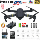 Eachine E58 WIFI FPV 4K HD Camera 2.4G 4CH 6 Axis RC Drone Quadcopter w/ Bag