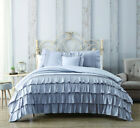 4 Piece Darla 100% Cotton Comforter Set image