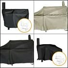 i COVER Grill Smoker Cover- 52 . 60 . 66 Inch , Khak . Black