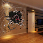 Accessories Horror Decal Halloween Scary Wall Stickers Home Decoration Glasses