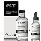90% Lactic Acid Skin Face Chemical Peel Kit - Remove Dark/Age Spots, Melasma $10.5 USD on eBay