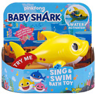 Baby Shark Robo Alive Junior Sing & Swim Bath Toy