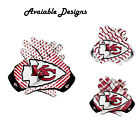 American Kansas City Chiefs Team NFL Football Gloves With Glue Grip $44.99 USD on eBay