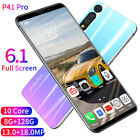 P36 Pro Android 9.1 Smart Mobile Phone 6gb +128gb 4800mah Face Id Unlocked