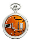 Gretsch Guitar Pocket Watch, usado segunda mano  Embacar hacia Spain