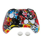 Controller ornament Protective Skin For X-box One Anti-Slip Silicone Kits Charm
