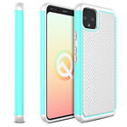 For Google Pixel 4 / 4 XL Case Shockproof Hybrid Silicone Rubber TPU Phone Cover