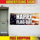 Flag day Banner Advertising Vinyl Sign Flag happy celebrate June 14 holiday sale