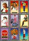 1995 coca-cola super premium single card you choose your card $1.0  on eBay