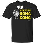 BlizzCon 2019 Overwatch Mei With Hong Kong Shirt Extremely Rare NEW T-Shirt Mens image