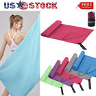 Magic Cooling Towel Ice Towels Sports Gym Camping Golf Cycling Jogging Outdoor image