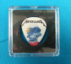 Metallica World Wired Tour Sioux Falls 09/11/18 Guitar Pick in Case