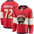 Sergei Bobrovsky Florida Panthers Fanatics Branded Breakaway Player Jersey Red