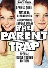 The Parent Trap (DVD, 2005, Special Double Trouble Edition) New & Sealed