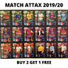 MATCH ATTAX 2019/20 19/20 MEGA TIN SUBSETS, SUPERSTARS GAME CHANGERS STRIKERS...