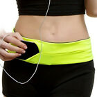 New Sports Fanny Waist Pack Bag Fitness Running Jogging Cycling Belt Pouch S-XL image