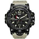 Men Military Watch 50m Waterproof Wristwatch LED image