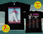 Harry Styles 'Live On Tour 2020' with Full Dates T-Shirt Gildan White Size S-3XL image