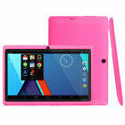 7'' Q88H A33 Android Tablet PC 1.2GHz 512MB RAM 8GB ROM Dual Cameras ON SALE EW
