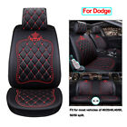 Universal 9PCS Leather Car Seat Protection Cover Fit for Dodge Charger Durango $199.99 USD on eBay