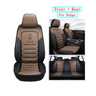 Polyester Car Seat Cover Set Cushion Fit for Dodge Charger Challenger Demon Dart $168.25 CAD on eBay