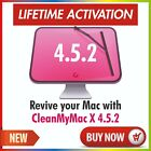 CleanMyMac X 4.5.2 Full Version ✔Updates ✔Lifetime activation ✅ Instant Delivery