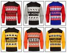 NHL One Too Many Light Up Sweater Christmas Sweater $29.99 USD on eBay
