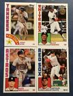 2019 Topps 1984 35th Anniversary Inserts Series 1 2 and Update Rookies You Pick