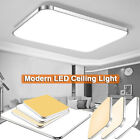 Kyпить Ultra Thin LED Ceiling Light Dimmable Kitchen Lamp Home Fixture US на еВаy.соm