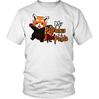 My Patronus Is A Red Panda Fox Harry Porter Mashup Funny White T-Shirt S-6XL