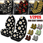 1/ 2 Pack Universal Car Front Seat Cover PrintedProtector For Sedan SUV Truck US $10.35 USD on eBay