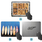 Triathlon Surf Board 007 James Bond Mouse Pad Mat PC Laptop Mice Office $6.52 CAD on eBay