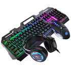 Mechanical Keyboard and Mouse Set for PC    One Gaming Backlit