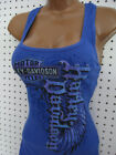 nwt HARLEY DAVIDSON *HD RUIN* Stretchy Rib Racer back Tank Top Shirt $32.99 USD on eBay