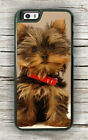 DOG YORKSHIRE TERRIER PUPPY CASE FOR iPHONE 7 OR 7 PLUS -gky7X