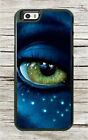 EYES FROM AVATAR CASE FOR iPHONE 6 6S or 6 6S PLUS -etr5X