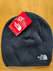 The North Face Winter Hat Beanie Cap Knit Unisex One Size Black Grey Navy Colour