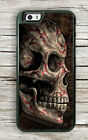 SKULL HEAD #3 CASE FOR iPHONE 6 6S or 6 6S PLUS -hmt6X