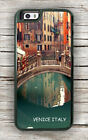 Venice Italy Small Bridge CASE FOR iPHONE 7 OR 7 PLUS -ngh6X