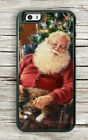 SANTA CLAUS NAP BEFORE CHRISTMAS NIGHT CASE FOR iPHONE 6 6S or 6 6S PLUS -gnt4X