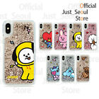 Official BTS BT21 Glitter Phone Case Cover Comic Series+Freebie+Free Tracking