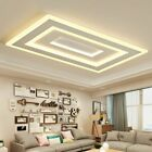 Chandelier Lighting Led Bulb Lamps Remote Control Modern Style Shade-less Light