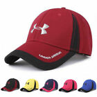 Under Armour Soccer Golf Baseball Cap Embroidered Elastic Sport Sun Hat