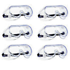 Anti Fog Safety Glasses Clear Anti Scratch EyeProtection Work Goggles 1/2/4/6 PC
