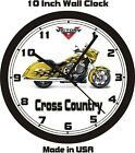 2014 VICTORY CROSS COUNTRY WALL CLOCK-FREE US SHIPPING $126.99 USD on eBay