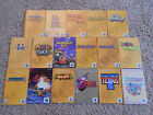 Kyпить Nintendo 64 N64 Instruction Manuals! You Choose from Selection! Mario, Zelda на еВаy.соm