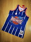 Mitchell and Ness Throwback Houston Rockets #93 BAPE Swingman Jersey on eBay